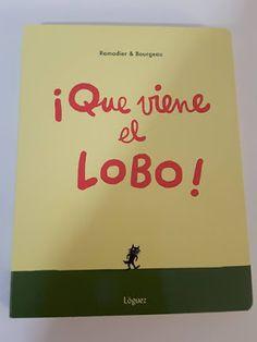 Coleccionando cuentos: ¡Que viene el LOBO!