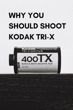 Why you should shoot Kodak Tri-X - Film Photography. Street Photography Tips, Photography Reviews, Camera Photography, Street Photographers, Landscape Photographers, Portrait Photographers, Beauty Camera, Vintage Cameras, 35mm Film