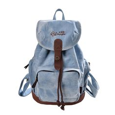 Douguyan Women Backpack Fashion Fabric Backpack School Bookbag Campus Backpack *** Want additional info? Click on the image.