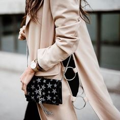 Make your handbag the star of the show.