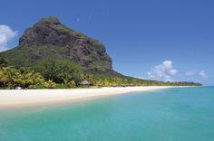 Dinarobin Hotel Golf & Spa - Mauritius - Beach