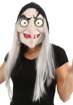 Evil Disney witch