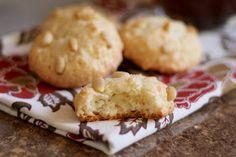 Barefeet In The Kitchen: Italian Pine Nut Cookies (Pignoli or Pinon Cookies)