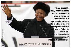 Mensagens Nelson Mandela