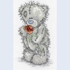 Me To You - Tatty Teddy - Love You - counted cross stitch kit Coats Crafts