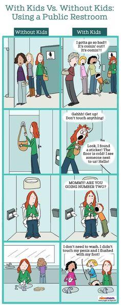 This is BEYOND true in fact the last scene happened to me last week! #motherfunny #spon #cbias