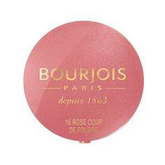 #BourjoisFrenchChic Fard de obraz Rose Coup de Foudre