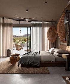 Interior Design Inspiration, Home Interior Design, Interior Architecture, Interior Decorating, Bedroom Inspiration, Autocad, Adobe Photoshop, Butterfly House, Interiores Design