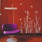 Botanical+Fresh+Grass+Wall+Stickers+–+AUD+$+40.90