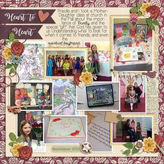 What A Year! by Dear Friends Designs using Good Vibes Only Monthly Mix at GingerScraps.net