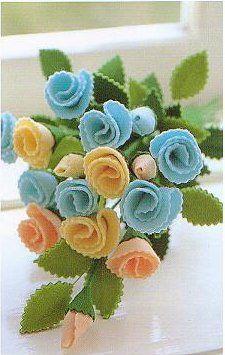 flores-fieltro