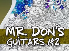Donal Jolley, well-known for both his flair in the artistic and musical realm, proudly announces a unique campaign to fund a set of functional art pieces featuring two beautiful guitars. To LEARN MORE about the project, or to find more information, please visit: https://www.kickstarter.com/projects/donaljolley/jolleyman-guitar-scratchings-1-and-2