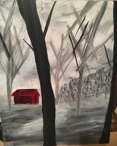 First ever Paint with Friends in Brownwood, TX