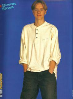 General picture of Devon Sawa - Photo 9 of 207 Actor Picture, Actor Photo, Merrick Hanna, Nick Zano, Devon Sawa, Boy Hairstyles, Toddler Hairstyles, Kirk Cameron, Big Crush
