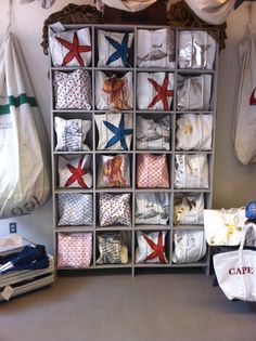 Sea Bags Cape May | Open Daily 10am-9pm | 103 Liberty Place, 507 Washington Street Mall, Cape May, New Jersey 08204 | 207.939.1202 | For more about our unique recycled sail bags, please visit seabags.com