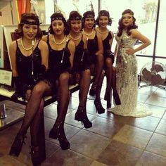 1920s themed quinceanera