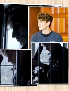 The pic in the upper right hand corner is a photo of Ed Birch, the actor that plays Tom, Molly's fiancé in the empty hearse. The other photos are screenshots of the sniper from Reichenbach fall....is it just me or do they look a little alike??