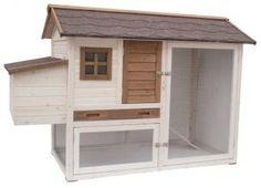 Hochwertiges Hühnerhaus Olivia. Es ist auch hochwertigen Materialien hergestellt bietet einen echten Hingucker.