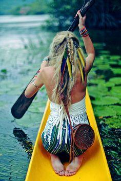 . Hippie Life, Hippie Style, Bohemian Style, Boho Chic, My Style, Happy Hippie, Bohemian House, Boho Gypsy, Feather Extensions