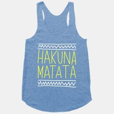 Hakuna Matata (Hand Drawn). Need this for my next Disney trip.