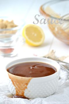 Barbecue Sauce - Mother Thyme