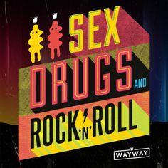 rock n roll design - Google Search