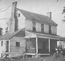 Booth was killed on the property of Richard H. Garrett located 60 miles south of Ford's Theatre near Port Royal, Virginia