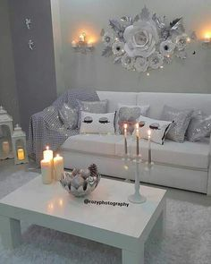 27 Inspiring Ideas for Decoration of Modern Rooms - Home Page Glam Living Room, Cozy Living, Home And Living, Living Room Decor, Bedroom Decor, Reading Room Decor, Deco Studio, Living Room Inspiration, Modern Room