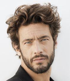 Mens #hair #wave eSalon.com