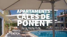 Hostal Apartaments Cales de Ponent en Cala Santandria, Menorca, España
