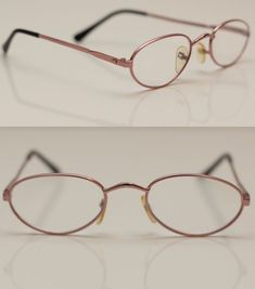 """Black lenses Hinged. 1 pair DOLL SUNGLASSES ~ NEW BRASS FRAMES 2.25/"""" wide"""