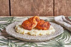 Labancpecsenye Camembert Cheese, Mashed Potatoes, Dairy, Pudding, Chicken, Ethnic Recipes, Desserts, Food, Meal