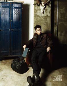 BEAST Doo Joon - Geek Magazine Lee Gikwang, Geek Magazine, Kdrama, Jang Hyun Seung, Yoon Doo Joon, Yong Jun Hyung, Yoseob, Imaginary Boyfriend, Korean Wave