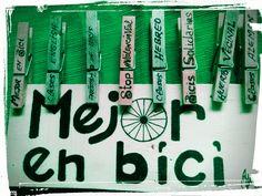 Somos bicis solidarias WWW.BICISSOLIDARIAS.WORDPRESS.COM