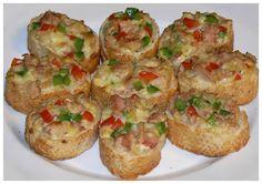 Le palais gourmand: Bouchées pur délice au bacon