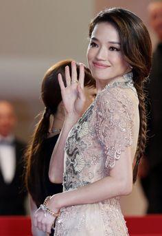 Shu Qi, sexy Chinese girl