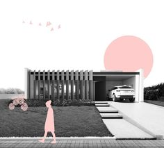 Crazy Architecture o Architecture Portfolio Layout, Architecture Drawing Plan, Architecture Presentation Board, Cultural Architecture, Architecture Board, Architecture Graphics, Architecture Visualization, Landscape Architecture, Architecture Design
