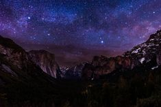 Yosemite National Park Photo Spots & Tips (Milky Way photo!)