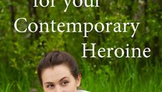 100 Likeable Names for Your Contemporary Heroine!