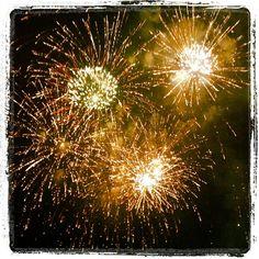 E la notte, improvvisamente, si riempie di stelle... :) #caorle #fireworks #15agosto - @bullit78- #webstagram