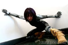 Battle Angel Alita Preview by RuffleButtCosplay on DeviantArt