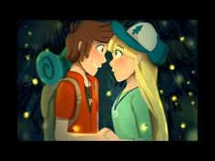 Dipper x Pacifica (Smile) - YouTube