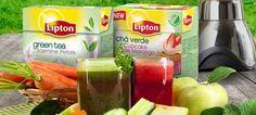 Lipton inspira a uma perda de peso saudável com receitas detox à base de Chá Verde