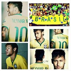 Tips And Tricks To Play A Great Game Of Football. To be successful with football, one needs to understand the rules and strategies and have the appropriate skills. Neymar Jr, World Cup 2014, Fifa World Cup, Brazilian Soccer Players, Go Brazil, Cutest Thing Ever, Still Love You, Champions, Lionel Messi