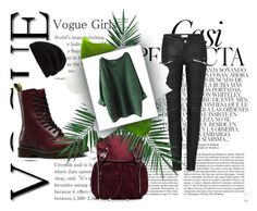 """""""set 1"""" by maele-i on Polyvore featuring мода, Whiteley, M Z Wallace, Dr. Martens, Rick Owens и Nika"""