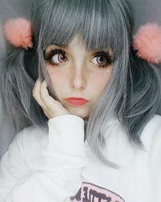 はじめまして! レイです。  Disney Dwarf ❄  日本語の学生   Spain | Cosplay & Makeup | Art | J-fashion | Depp 南ことり ✉Cottonscolor@gmail.com✉ よろしく♡