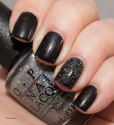 Black dress not optional opi 6 pack