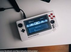 A 3D-Printed Game Boy Prototype That Plays PC Games On The Go