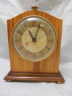 shopgoodwill.com: Vintage Chronmaster Hammond Clock