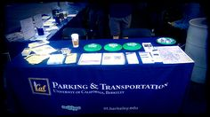 Cal Day - Parking & Transportations
